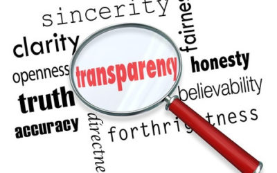 The Art of Being Transparent in Business – How to Break Down the Walls to Get to the Real Human