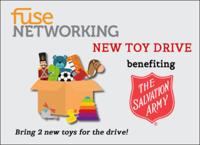 Fuse/Salvation Army Toy Drive